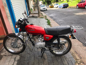 Cg 125 Bolinha 80/80 - Raridade