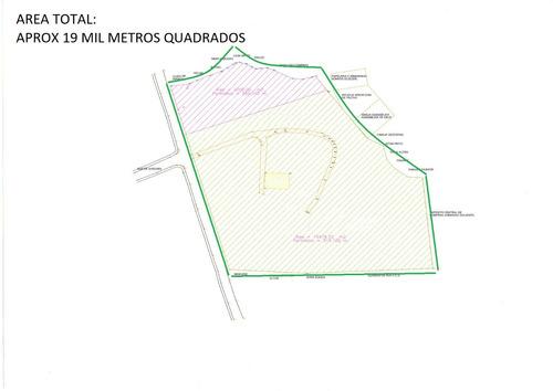 Terreno (chácara) Aprox 19 Mil Metros Quadrados Em Viana