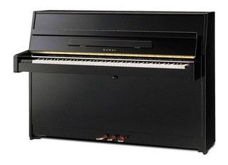 Ftm Piano Acustico Kawai K15 Ep 88 Notas Negro