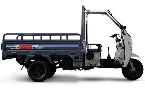 Zanella Zmax 200 S Truck - Tricargo Motozuni Morón