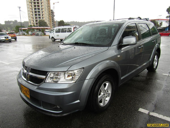 Dodge Journey Sxt Tp 2400cc Aa 4x2 7psj