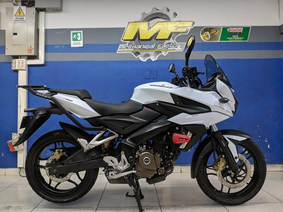 Pulsar As 200 Modelo 2017 Perfecto Estado!!!!