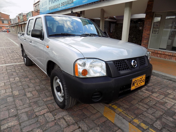 Nissan Frontier Np 300 2.4cc Mt Sa 4x2