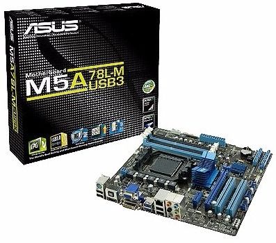 Kit Gamer -fx8120 4.0, Asus M5a78l-m Usb3, 8gb Ddr3 1600mhz