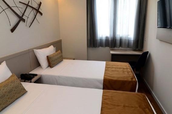 Unidade Hoteleira Com 12m² Em Vila Velha - 2642