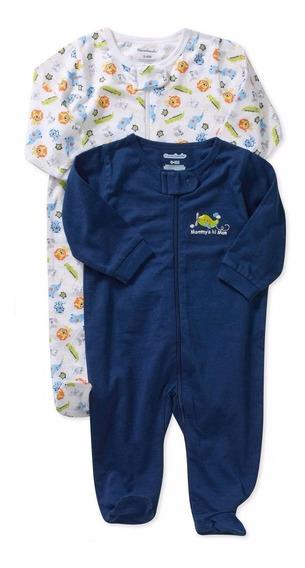 Set De 2 Pijamas Garanimals P/niños 3-6m