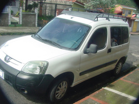 Peugeot Partner Sw 2007....trabajo O Familia....5 Plazas....