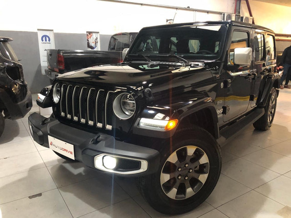 Nuevo Jeep Wrangler Sahara 2020