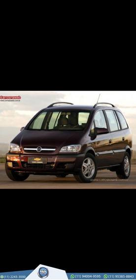 Chevrolet Zafira Eleg.2.0 Mpfi Flexpower 8v 5p Aut Flex 2005