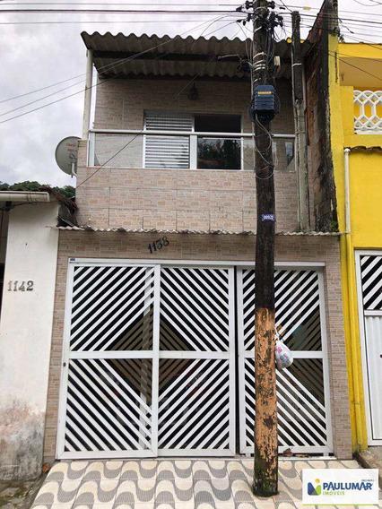 Sobrado Com 3 Dorms, Jardim Marina, Mongaguá, Cod: 829534 - A829534