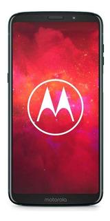 Celular Libre Motorola Moto Z3 Play Deep Indigo