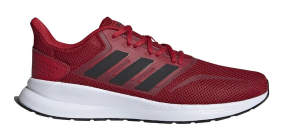 Zapatillas adidas Runfalcon Bor/negr De Hombre