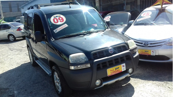 Fiat Doblo Adv 1,8 Locker 6 Lug 2009 $ 29900 Financiamos