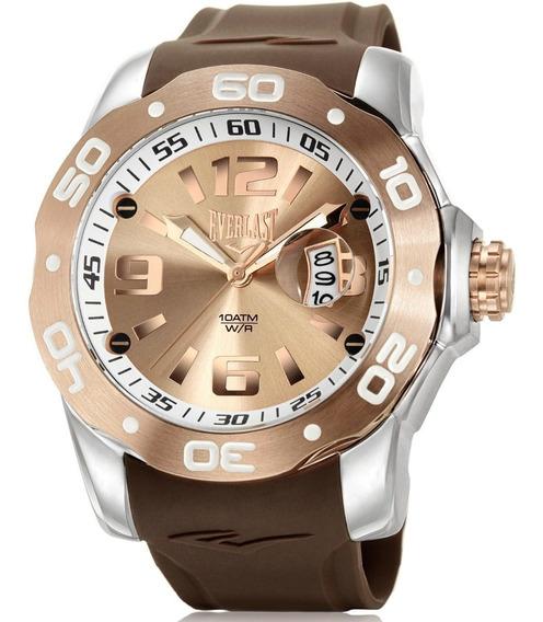 Relógio Everlast Masculino Analógico E523