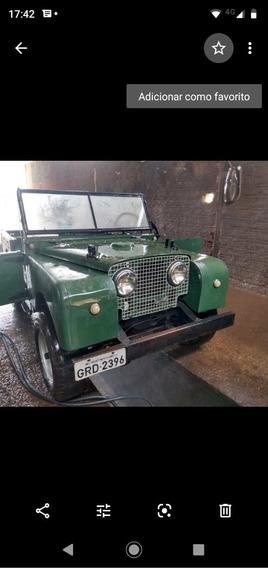 Land Rover 1957