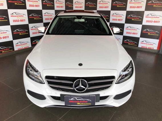 Mercedes-benz C250 2.0 Cgi Gasolina Avantgarde 9g Troni