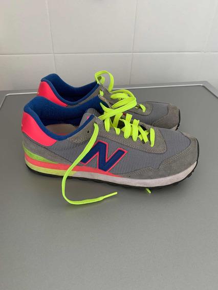 Zapatillas New Balance Talle 39! Impecables!
