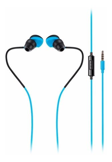 Fone De Ouvido Sport Premium Azul Multilaser Ph132