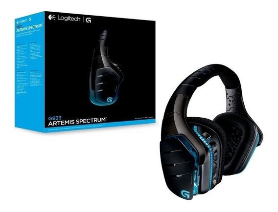 Headphone Logitech C933 Artemis Spectrum