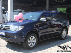 Toyota Hilux Sw4 - Ano: 2009 - 7 Lugares