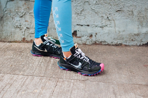 Tênis Nike X Off-white Zoom Terra Kiger 5 - Tam 41 - Nf Nike