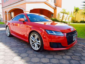 Audi Tt 2.0 Coupe Sport High 2017 Impecable, Tomo Auto