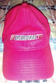 Gorra Promocional De Uniroyal Bordada