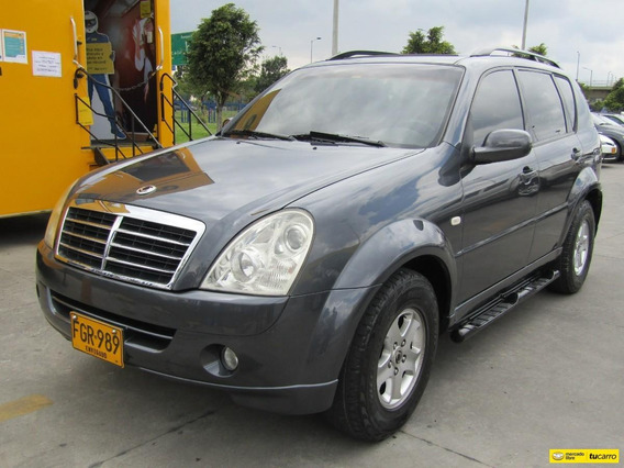 Ssangyong Rexton At 2.7 4x4