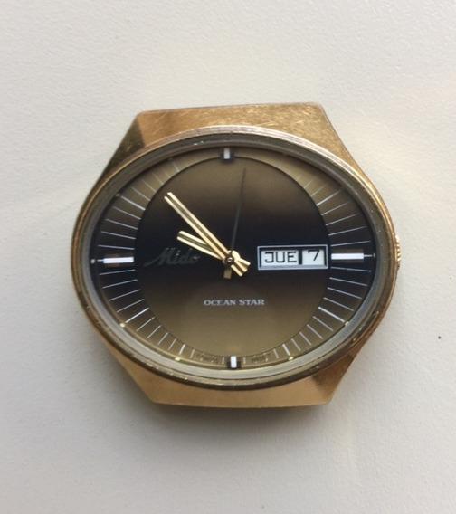 Oferta Reloj Para Hombre Oval Mido Ocean Star