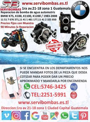 Bomba De Agua Automotriz Bmw K75,k100,k100 Guatemala