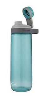 Squeeze Rubbermaid Tritan Newl Leak Proof Azul Rosq 709ml
