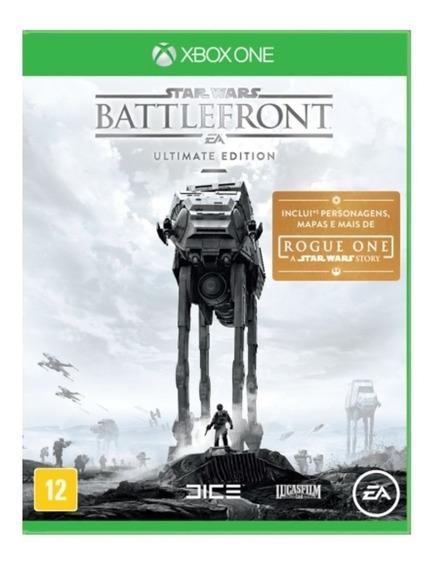 Star Wars Battlefront Ultimate Edition - Xbox One - Lacrado