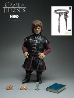 Game Of Thrones Tyrion Lannister Threezero Exclusive