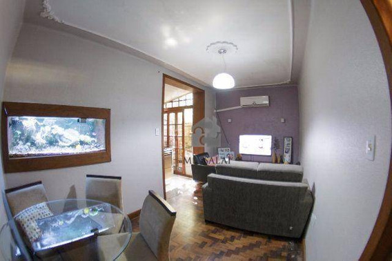 Apartamento De 1 Dormitório À Venda Na Cidade Baixa, Porto Alegre. - Ap0513