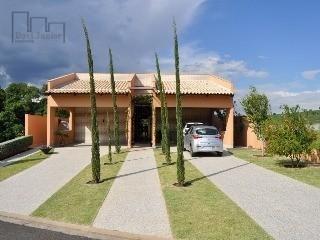 Casa Residencial À Venda, Villa Toscana, Votorantim. - Ca1516