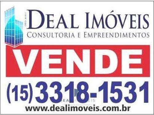 Terreno Na Vila Angelica Sorocaba Sp - 03356-1