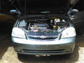 Chevrolet Optra Limited Tapa Amarilla 1.8 2008