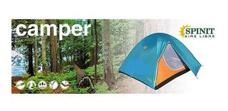 Carpa Spinit Camper 4 Personas