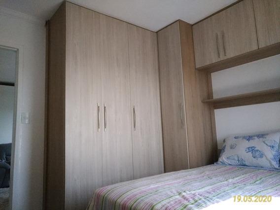 Apartamento Com Quarto,sala, Cozinha,box,lavanderia,garagem