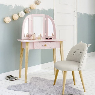 Tocador Infantil/silla Camile-happy Kids Muebles