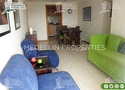 Arrendamientos De Apartamentos En Medellín Cód: 4290
