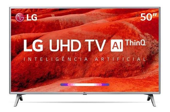 Smart Tv Led 50 Polegadas Uhd 4k Hdr Wi-fi