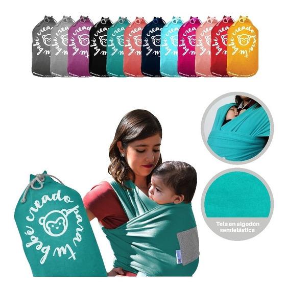 Rebozo Fular Semielástico Changuitos Envío Gratis 10 Colores