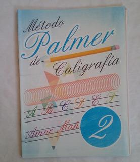 Método Palmer D Caligrafía Libros 2-3-4 Precio Por Los Tres