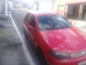 Fiat Palio Vermelho 5 Portas