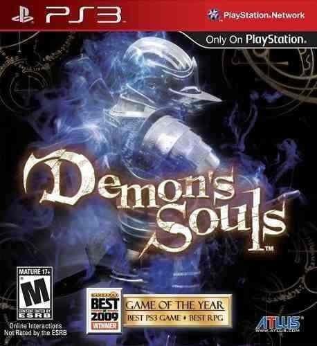 Demons Souls - Playstation 3 Jogos Ps3 Psn