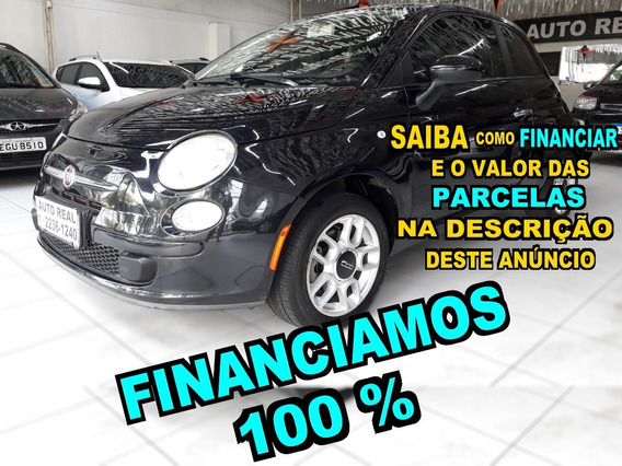 Fiat 500 Cult 2012 / Financiamos Sem Entrada !!!