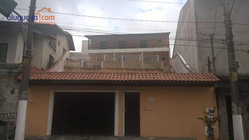 Casa Com 3 Dormitórios À Venda, 182 M² - Jardim Mirante - Ribeirão Pires/sp - Ca3275