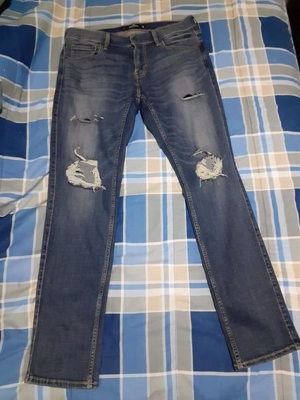 Pantalon Hollister Hombre Skinny Mercadolibre Com Mx