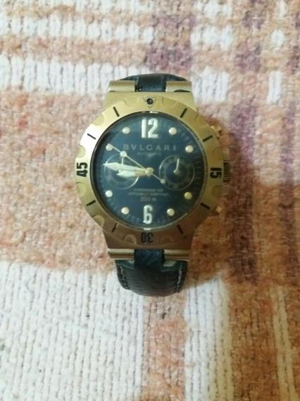 Relógio Bvgari Automático Original.Sd38s L2161.